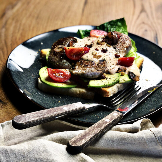 Steaktoast